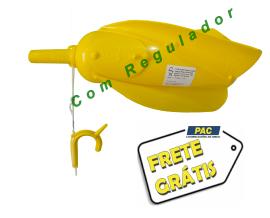 Hidrossemeador JFS – Serie 1 Amarelo – Com Regulador
